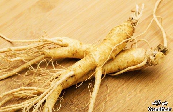 ریشه جنسینگ امریکایی- گیاهان اسپرم ساز
