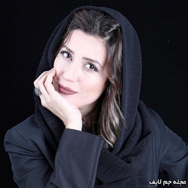 بیوگرافی سارا بهرامی