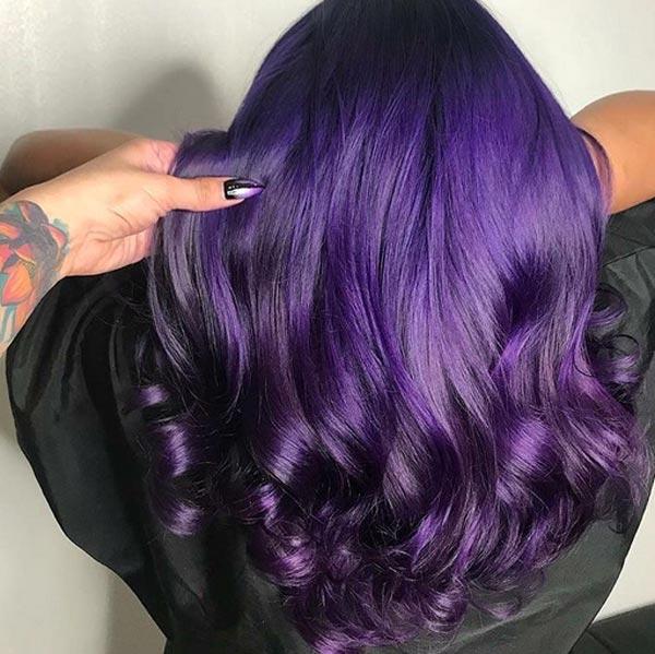 مدل رنگ مو پنتون ، مدل رنگ موی جدید