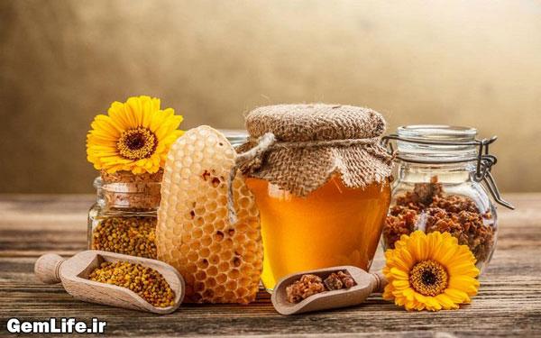 از فواید و خواص عسل برای کاهش وزن و مضرات آن بیشتر بدانیم