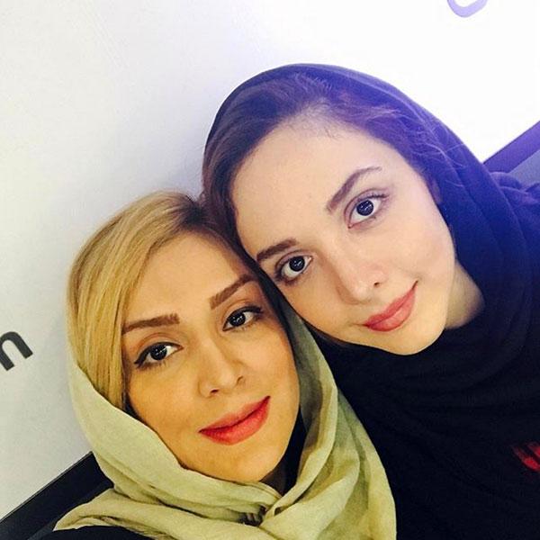 المیرا دهقانی و خواهرش