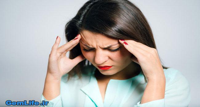 درمان سریع میگرن و سردرد های میگرنی با طب سنتی و خانگی