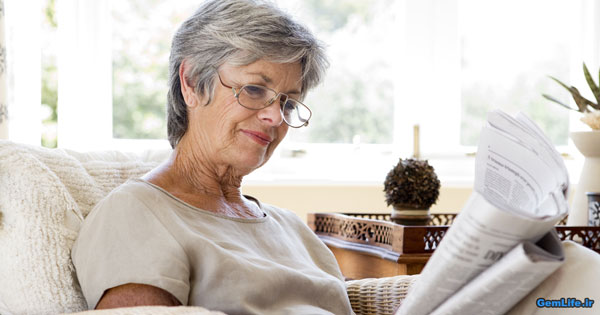پیر چشمی ، درمان پیر چشمی ، تفاوت پیر چشمی و دوربینی