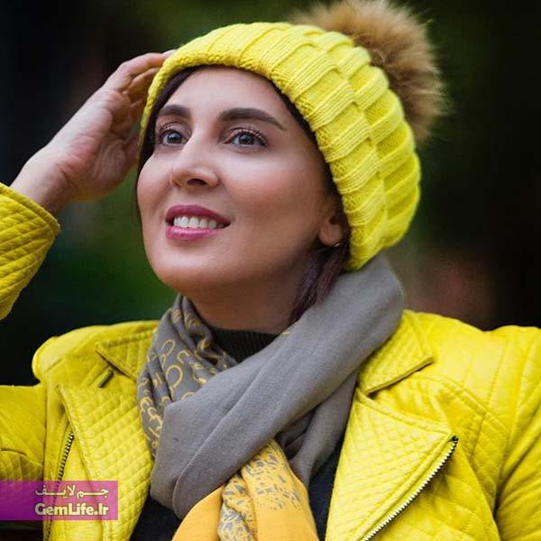 عکس لیلا بلوکات بدون حجاب